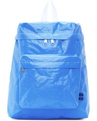 Comme des Garçons - Blue Poly Small Backpack - Lyst