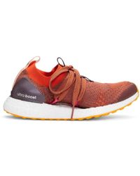 adidas By Stella McCartney - Red & Orange Ultraboost X Sneakers - Lyst