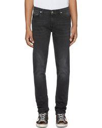 April77 - Black Joey Moon Flag Jeans - Lyst