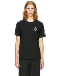 Marcelo Burlon - Black Kappa Edition Long Sleeve T-shirt - Lyst