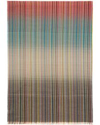 Paul Smith - Multicolour Graded Multistripe Scarf - Lyst