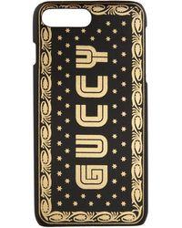 Gucci - Black Sega Guccy Iphone 8 Plus Case - Lyst