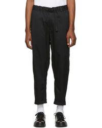 Nike - Black Woven Nrg Pants - Lyst