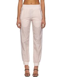Palm Angels - Pink Track Lounge Pants - Lyst