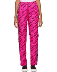 Opening Ceremony - Fit Nylon Printed Warm Up Pants - Lyst
