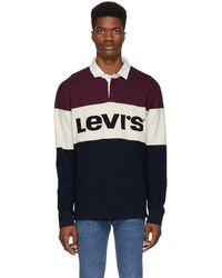 Levi's - Multicolor Mighty Made Rugby Polo - Lyst