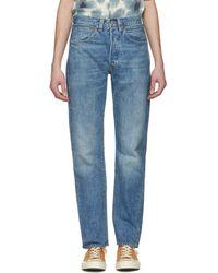 Levi's - Blue Banzai Pipeline Draft Taper Jeans - Lyst