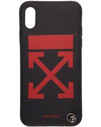 Off-White c/o Virgil Abloh - Black Arrows Strap Iphone X Case - Lyst