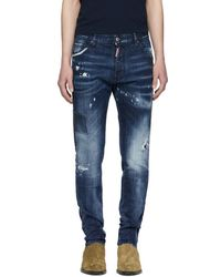 DSquared² - Blue Cool Guy Jeans - Lyst