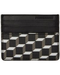 Pierre Hardy - Black And White Petite Maroquinerie Card Holder - Lyst
