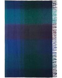 Paul Smith - Blue Cosmos Blanket - Lyst