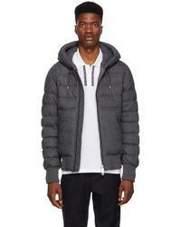 Moncler - Grey Renoir Jacket - Lyst