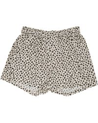 Druthers - Off-white Leopard Patterned Boxers - Lyst