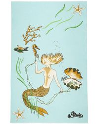 Loewe - Blue Paulas Ibiza Edition Mermaid Scarf - Lyst
