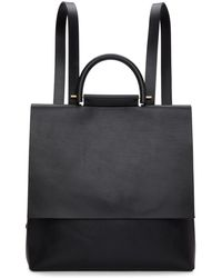 Building Block - Black Mini Rucksack - Lyst