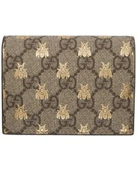 25691b134e6f Gucci Wallets - Gucci Wristlets and Wallets for Women - Lyst