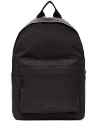 Norse Projects - Black Ripstop Day Pack Backpack - Lyst