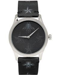 259c427b28c Gucci Gold Medium G-timeless Bee Watch in Metallic for Men - Lyst