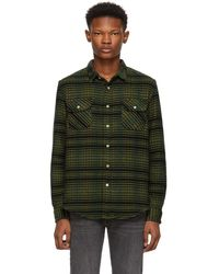 Levi's - Multicolour Check Shorthorn Shirt - Lyst