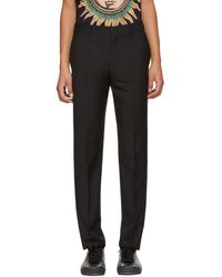 Paul Smith - Black Tailored Trousers - Lyst