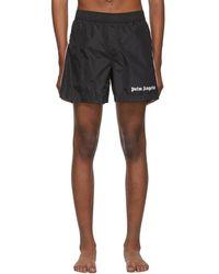 ac80531c50 Men's Palm Angels Shorts Online Sale - Lyst