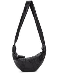 Lemaire - Black Small Bum Bag - Lyst
