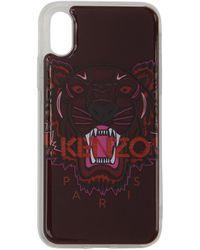 KENZO Pink Tiger Iphone X/xscase
