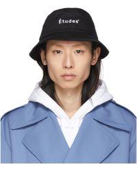 85276b3982623 Under Armour · Etudes Studio - Black Training Bucket Hat - Lyst