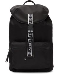 Givenchy - Black 4g Light 3 Backpack - Lyst