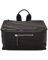 Givenchy - Black Pandora Messenger Bag - Lyst