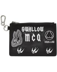 McQ - Black Multi Patch Pouch - Lyst
