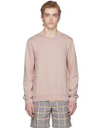 Éditions MR - Pink Classic Sweatshirt - Lyst