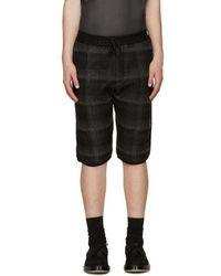 Public School - Black Tryan Shorts - Lyst