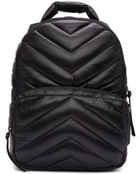 Mackage - Idra Quilted Nylon Backpack In Black - O/s - Lyst