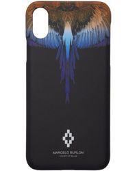 Marcelo Burlon - Black Wings Iphone X Case - Lyst