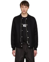 Moncler - 2 1952 Black Down Icar Jacket - Lyst