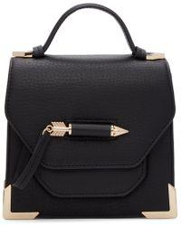 Mackage - Black Mini Rubie Crossbody Bag - Lyst