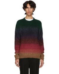 Paul Smith - Ombre Sweater - Lyst