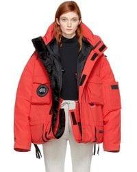 Vetements - Canada Goose Edition Down Parka Jacket - Lyst