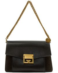 Givenchy - Black And Grey Small Gv3 Bag - Lyst