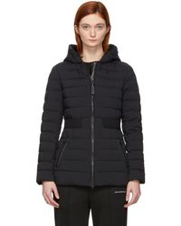 Mackage - Black Down Kaila Hooded Jacket - Lyst