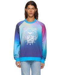 KENZO | Printed Sweatshirt | Lyst