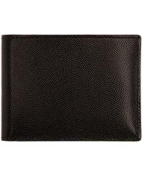 Common Projects   Black Grain Standard Wallet   Lyst
