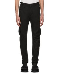 Julius - Black Skinny Jeans - Lyst