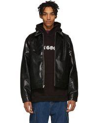 Noon Goons - Black King Cobra Jacket - Lyst