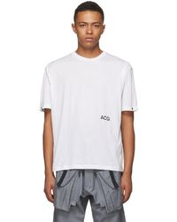Nike - White Acg Variable T-shirt - Lyst