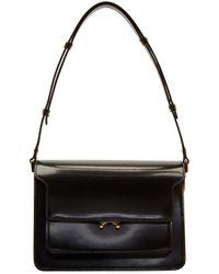 Marni - Black Medium Trunk Bag - Lyst