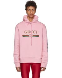 63af525f5e4 Lyst - Men s Gucci Hoodies On Sale