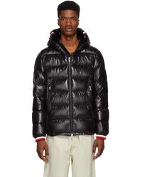 Moncler - Black Down Alberic Jacket - Lyst