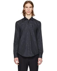 BOSS - Black Jeremyville Edition Ronni Shirt - Lyst